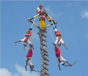 Voladores de Papantla, Veracruzkl